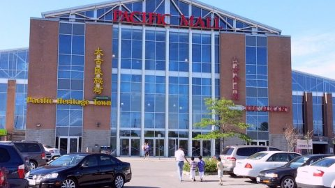 Pacific Mall, Toronto – Notorious Sources of Counterfeit Goods
