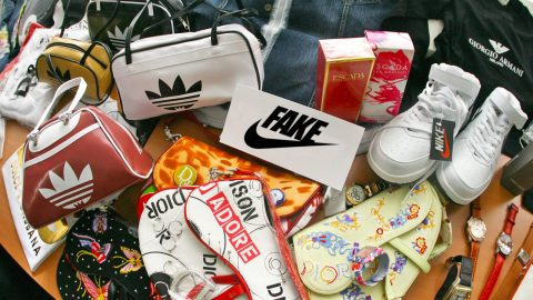 Counterfeit Goods Are a $460 Billion Industry, and Most Are Bought and Sold Online