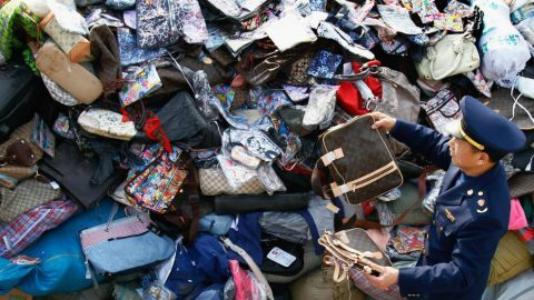 Can New Technologies Thwart Counterfeiters?
