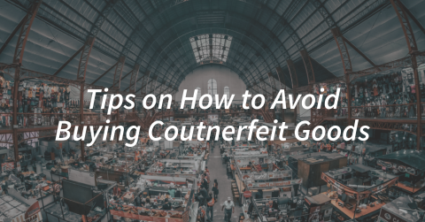 Tips on How to Avoid Buying Counterfeit Goods Online
